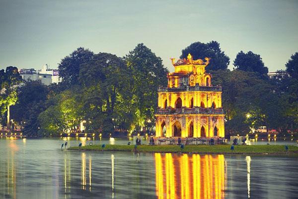 Chi phí ở Hà Nội chỉ khoảng 400k/ngày1