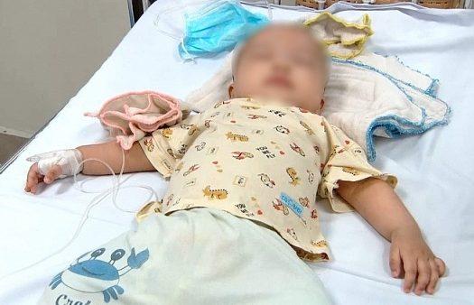 Bé gái 3 tháng tuổi ở Vĩnh Phúc dương tính với Corona