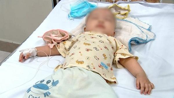 Hiện em bé 3 tháng tuổi là bệnh nhân nhỏ tuổi nhất tại Việt Nam 1