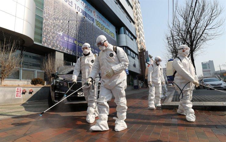 Hàn Quốc đang đứng trước mối lo lắng trở thành Vũ Hán thứ 2 1