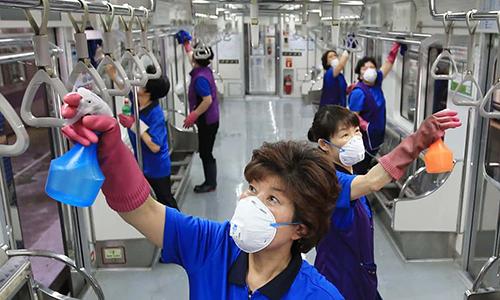 Chính phủ Hàn Quốc đang dùng mọi biện pháp để chống lại dịch Corona1