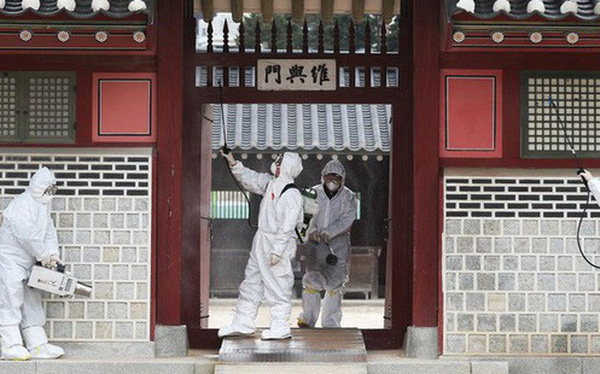 Hàn Quốc có số ca nhiễm nhiều đứng thứ 2 trên thế giới 1