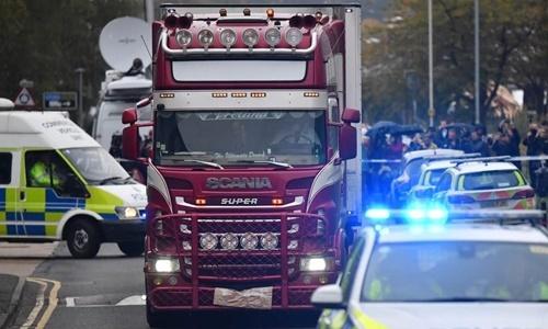 Lái xe container bị bắt với tội danh ngộ sát1