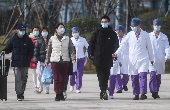 Lượng người chết ở Trung Quốc giảm bớt rõ rệt1
