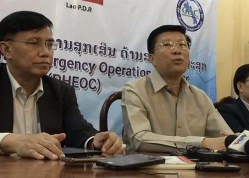 Nóng: Lào ghi nhận 2 ca nhiễm nCoV đầu tiên