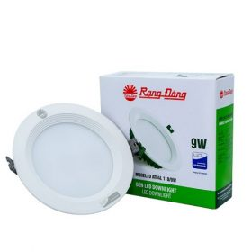 4 đèn Led âm trần thạch cao Rạng Đông bán chạy trên thị trường