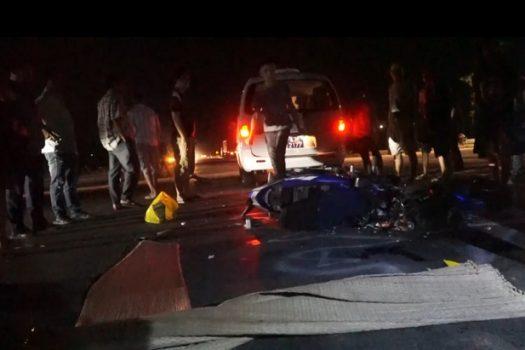 Nam công nhân chết thảm dưới bánh xe khách trên đường đi làm ca đêm