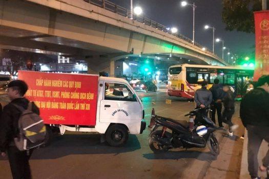 Hà Nội: Cụ bà 80 tuổi bị xe buýt kéo lê chục mét, tử vong