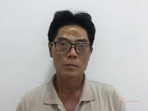 Đã bắt được nghi can hiếp dâm, sát hại bé gái 5 tuổi ở bãi đất trống ở TP. Bà Rịa