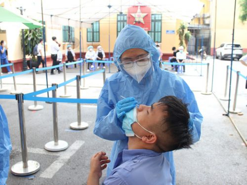 Bản tin Covid- 19 sáng 2/10: Hà Nội ghi nhận thêm 17 ca dương tính đều liên quan đến bệnh viện Việt Đức