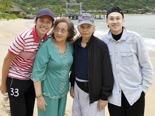 Bố ruột danh hài Hoài Linh qua đời ở tuổi ngoài 80